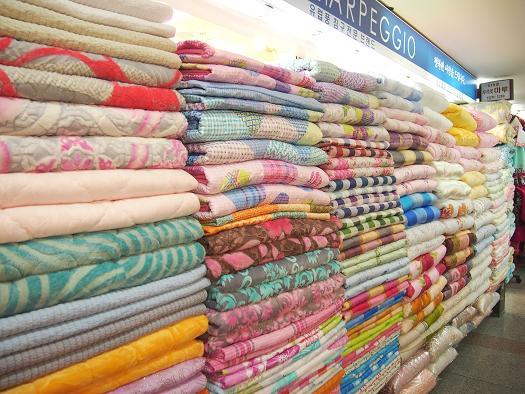 【LiK】Diary005♡7/5♡衝撃の薄さとの出会い…韓国布団を買いに行くの巻