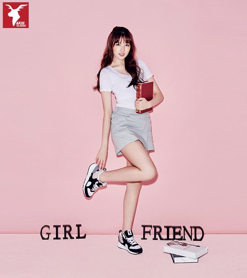 【FASHION】購入レポ♡スタイルよく見えたいならコレ!ネットでAKIII CLASSICのスニーカーEX7を買ってみた
