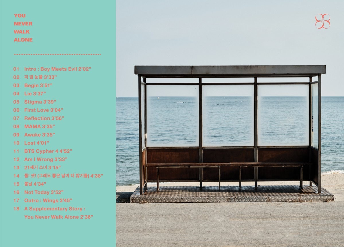 【KPOP】BTS[You Never Walk Alone]Track list&Photo公開♡防弾少年団カムバック情報(随時更新)